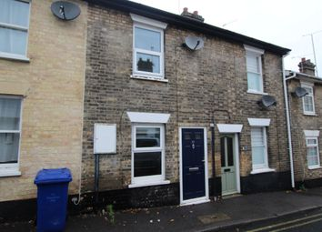 Thumbnail 2 bed terraced house for sale in Eden Road, Haverhill