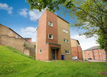 Thumbnail 4 bed town house for sale in Park Grange Mount, Sheffield