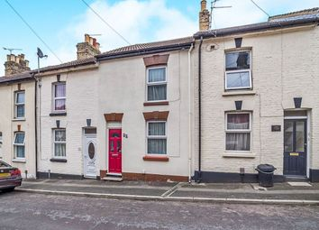 Thumbnail 2 bed terraced house for sale in Richard Street, Rochester