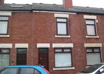 Thumbnail 3 bed terraced house to rent in Robinson Road, Sheffield