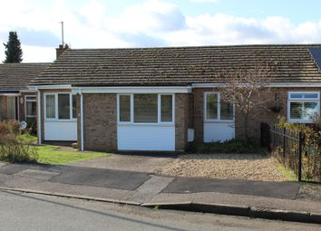 Thumbnail 3 bed semi-detached bungalow for sale in School Close, Gamlingay, Sandy