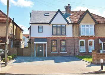Thumbnail 5 bedroom semi-detached house for sale in Goldsmith Avenue, Southsea