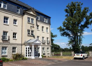 Thumbnail 3 bed flat for sale in South Inch Court, Perth