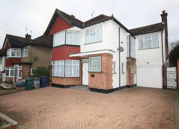 Thumbnail 4 bed property to rent in Woodward Avenue, Hendon