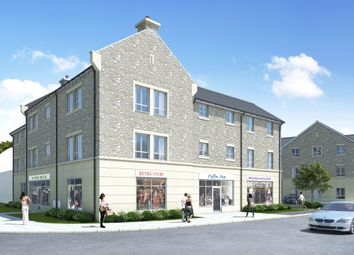 "Thumbnail 2 bed flat for sale in ""Somerset Apartments - Second Floor 2 Bed"" at Church Street, Radstock"