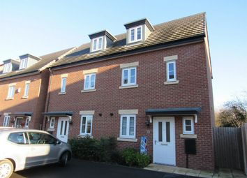 Thumbnail 3 bedroom semi-detached house to rent in Great Northern Gardens, Bourne, Lincolnshire