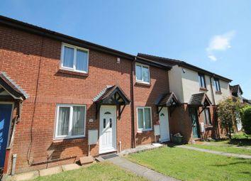 Thumbnail 2 bed terraced house for sale in Meadow Way, Bradley Stoke, Bristol