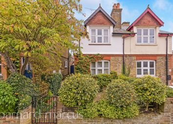 Thumbnail Semi-detached house for sale in Treadwell Road, Epsom