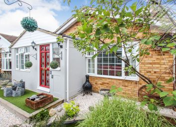 Thumbnail 1 bed bungalow for sale in Hallet Road, Canvey Island