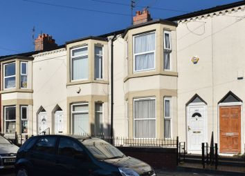 Thumbnail 2 bed terraced house for sale in Paterson Street, Birkenhead