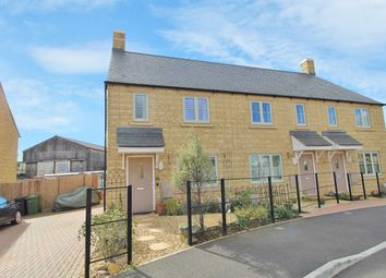 Thumbnail 2 bed terraced house for sale in Trubshaw Close, Tetbury, Gloucestershire