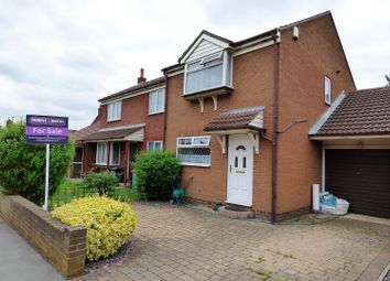 Thumbnail 2 bed town house for sale in Rosewood Court, Rothwell