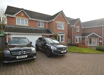 Thumbnail 5 bedroom detached house for sale in Prospect Place, Hollins, Bury