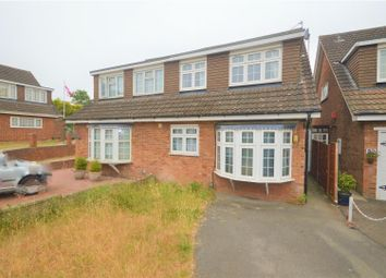 Thumbnail 5 bed semi-detached house to rent in Tryfan Close, Ilford