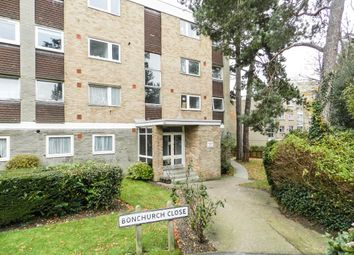 Thumbnail 1 bed flat to rent in Bonchurch Close, Sutton