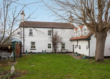Thumbnail 4 bedroom cottage for sale in The Street, Swafield, North Walsham