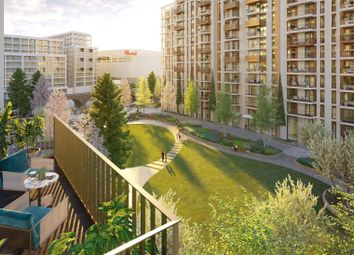 Parkside, White City Living, London W12. 2 bed flat for sale