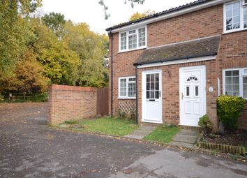 Thumbnail 2 bed end terrace house to rent in Rother Close, Sandhurst