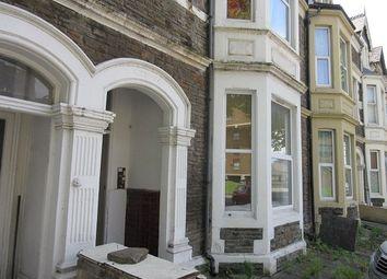 Thumbnail 1 bedroom flat to rent in Cowbridge Road East, (Ground Floor Front), Cardiff