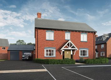 Thumbnail 4 bed detached house for sale in Millers Lock, Welford, Northampton