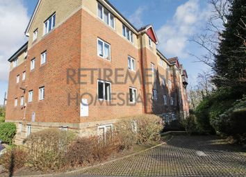 Thumbnail 2 bed flat for sale in Brook Court, Manchester