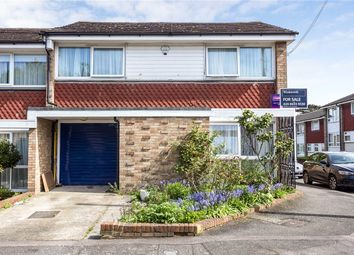 Thumbnail 4 bedroom end terrace house for sale in Hamlyn Gardens, London