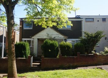 Thumbnail 3 bed end terrace house for sale in Stebbings, Sutton Hill Telford