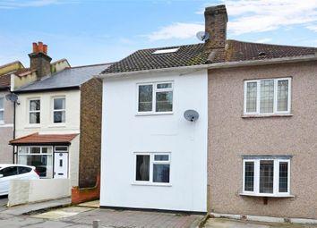 Thumbnail 3 bedroom semi-detached house for sale in Upper Road, Wallington, Surrey