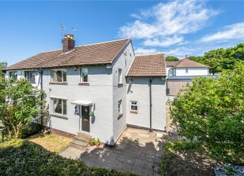 Thumbnail 4 bed semi-detached house for sale in Bolton Road, Yeadon, Leeds