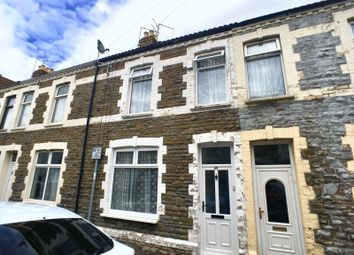 Thumbnail 3 bed terraced house for sale in Albert Street, Canton, Cardiff