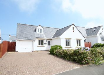 Thumbnail 3 bed detached bungalow for sale in Castle Heights, Tintagel