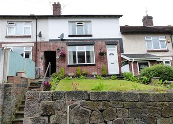 Thumbnail 2 bed terraced house for sale in Station Road, Biddulph, Staffordshire