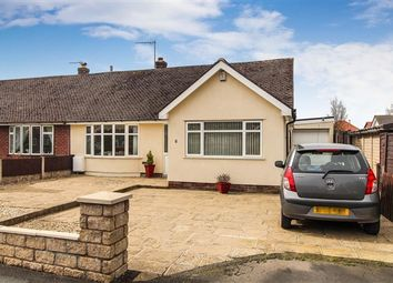 Thumbnail 3 bed bungalow for sale in Hall Croft, Preston