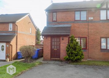 Thumbnail 2 bed semi-detached house for sale in Wood Cottage Close, Worsley, Manchester