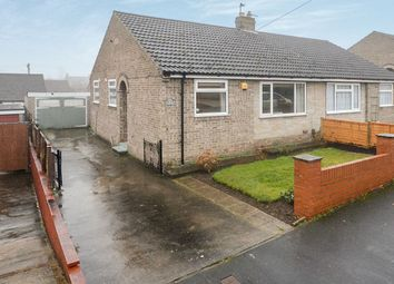 Thumbnail 2 bed bungalow for sale in Hotham Avenue, York