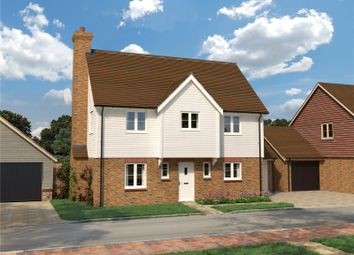 Thumbnail 3 bed detached house for sale in Cherry Tree Lane, Cranleigh Road, Ewhurst, Surrey