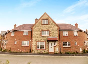 Thumbnail 3 bedroom terraced house for sale in Farwell Crescent, Chickerell, Weymouth