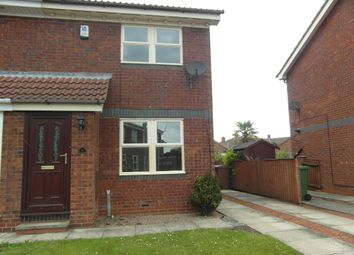 Thumbnail 2 bedroom semi-detached house to rent in Teal Garth, Bridlington
