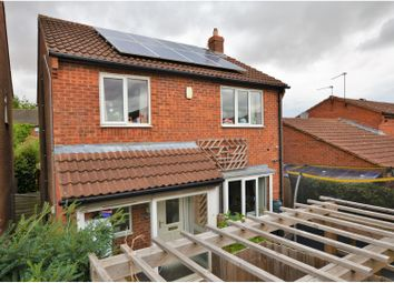 Thumbnail 3 bed detached house for sale in Selwyn Close, Daventry