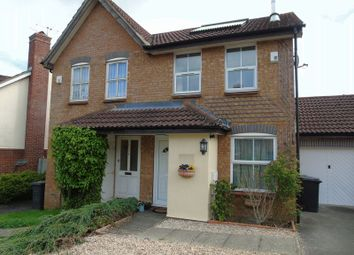 Thumbnail 2 bedroom semi-detached house to rent in Hawkley Drive, Tadley