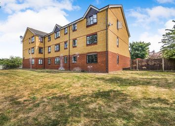 Thumbnail 1 bed flat for sale in Sherfield Close, New Malden