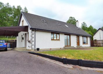 Thumbnail 5 bed detached house for sale in 5 West Tirindrish, Spean Bridge, Nr Fort William