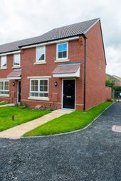 Thumbnail 3 bed end terrace house for sale in Hopkins Fields, Creech St Michael