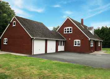 Thumbnail 3 bed bungalow for sale in Brook House Bungalow, Kimbolton