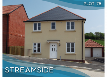Thumbnail 3 bedroom detached house for sale in Plot 75, Dukes Way, Axminster