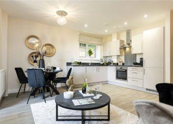Thumbnail 1 bed flat for sale in Quinton Court, London Road, Sevenoaks, Kent