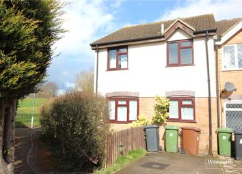 Thumbnail 1 bed end terrace house to rent in Kelly Court, Borehamwood, Hertfordshire