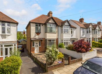 Thumbnail 3 bed property for sale in Elm Walk, Raynes Park