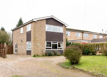 Thumbnail 4 bed detached house for sale in Besthorpe Road, Attleborough, Norfolk