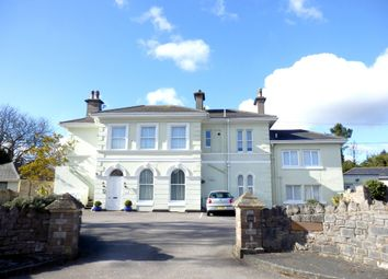 Thumbnail 1 bed flat to rent in Trumlands Road, Torquay